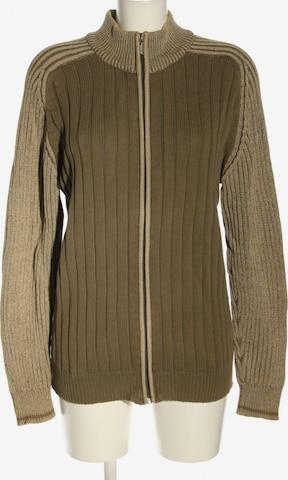 Basic Line Sweatshirt & Zip-Up Hoodie in 4XL in Bronze