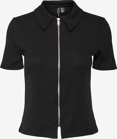 VERO MODA Strickjacke 'Patras' in schwarz, Produktansicht