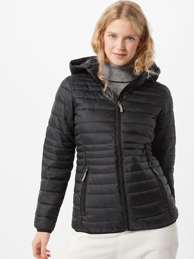 ESPRIT Jacke in schwarz: Frontalansicht