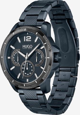 HUGO Analog Watch in Blue