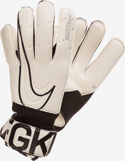 NIKE Torwarthandschuhe 'Vapor Grip 3' in schwarz / weiß, Produktansicht