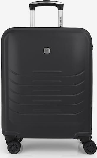 Gabol Kabinentrolley in schwarz, Produktansicht
