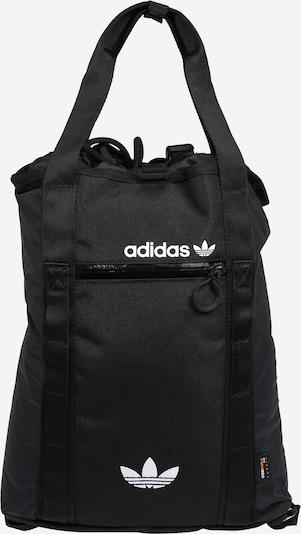 ADIDAS ORIGINALS Plecak w kolorze czarny / białym, Podgląd produktu