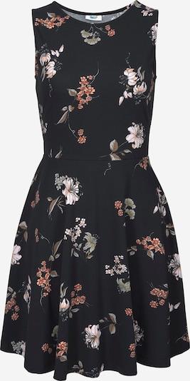 BEACH TIME Sommerkleid in schwarz, Produktansicht