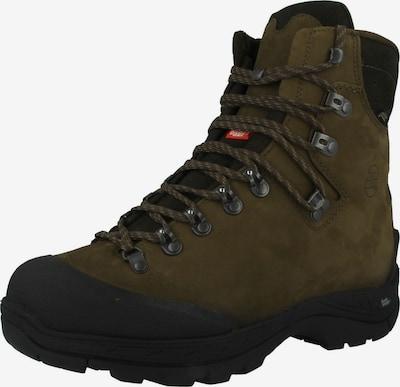HANWAG Boots ' Alaska ' in braun / schwarz, Produktansicht