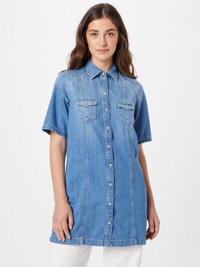 Pepe Jeans Kleid 'Holly' in blue denim, Modelansicht