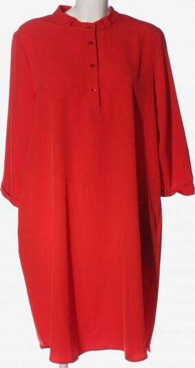 SEM PER LEI. Minikleid in XXL in rot, Produktansicht