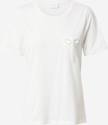 VILA Shirt 'DREAMI' in Beige