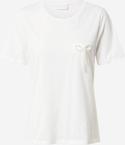 VILA Shirt 'DREAMI' in de kleur Crème, Productweergave