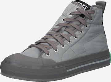 DIESEL Sneaker 'MUJI' in Grau