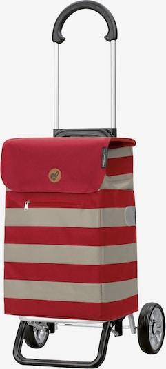 Andersen Shopper Scala Shopper Plus Lina Einkaufstrolley 48 cm in rot, Produktansicht