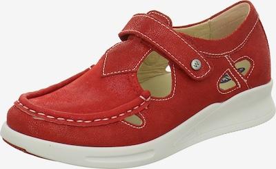 Wolky Slipper in rot, Produktansicht
