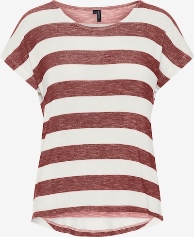 VERO MODA Shirt in Red / White, Item view