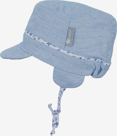 STERNTALER Hut in rauchblau, Produktansicht