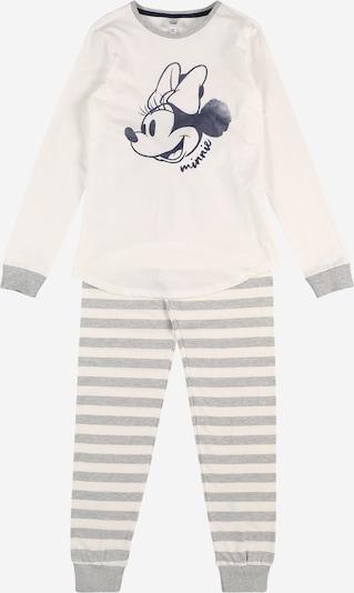 OVS Pyžamo 'MINNIE' - šedý melír / černá / bílá, Produkt