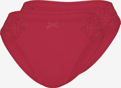 sassa Slip Classic Lace CLASSIC LACE 2er Pack in himbeer, Produktansicht