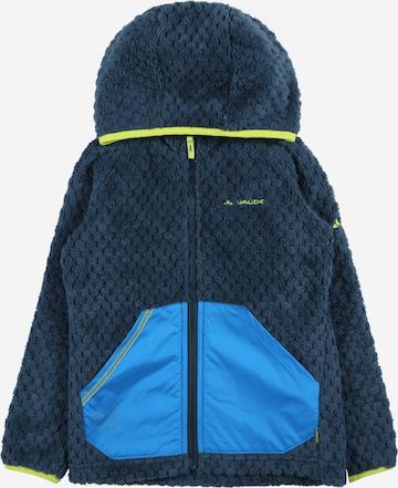 VAUDEFlis jakna 'Manukau' - plava boja