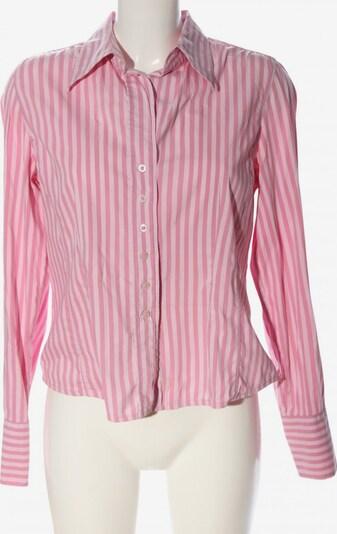 JOY Langarmhemd in M in pink / weiß, Produktansicht