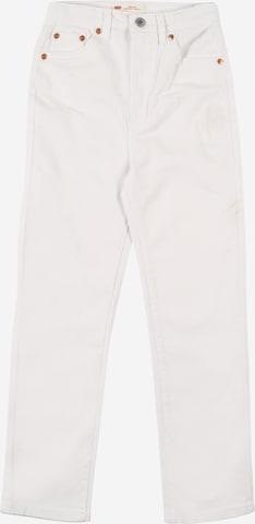 LEVI'S Jeans i vit