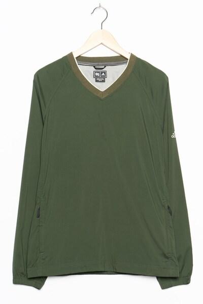 ADIDAS Sweatshirt in M in grün, Produktansicht