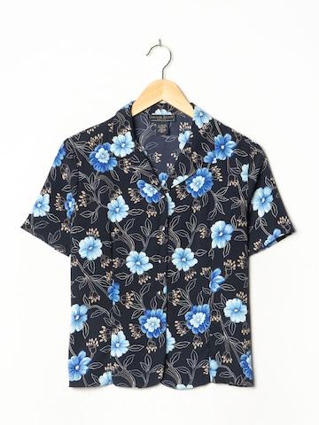 LAURA SCOTT Bluse in XL in Blau
