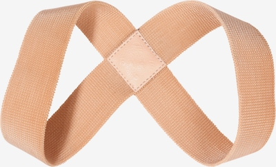 bahé yoga Band in apricot, Produktansicht