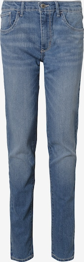 LEVI'S Jeans '710 Super Skinny' in blue denim, Produktansicht