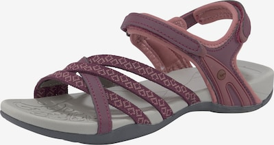 HI-TEC Sandale 'Savanna' in pitaya / altrosa, Produktansicht