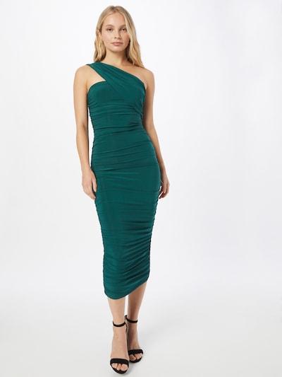CLUB L LONDON Kleid in smaragd, Modelansicht