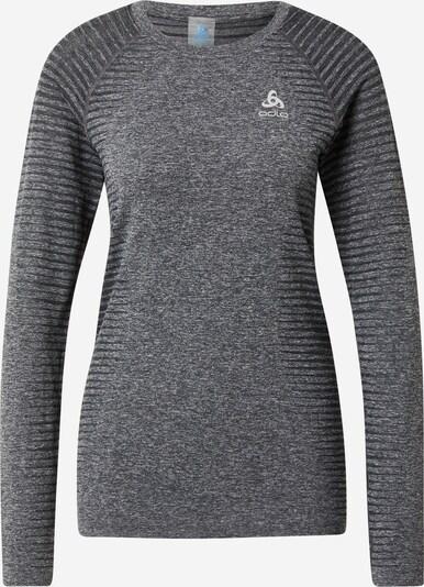 ODLO Sportshirt in anthrazit / graumeliert, Produktansicht