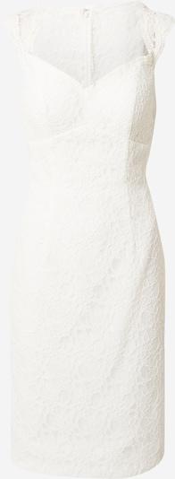 STAR NIGHT Robe en blanc cassé, Vue avec produit