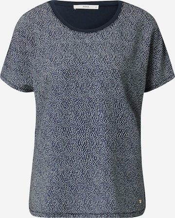 BRAX Shirt 'STYLE.CAELEN' in Blue