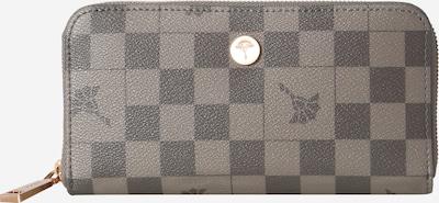 JOOP! Porte-monnaies ' Cortina Piazza Melete ' en taupe / gris foncé, Vue avec produit