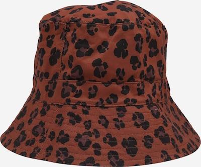 ONLY Chapeaux 'SHIRLEY' en camel / noir, Vue avec produit