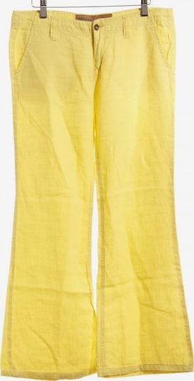 FREEMAN T. PORTER Stoffhose in XS in gelb, Produktansicht