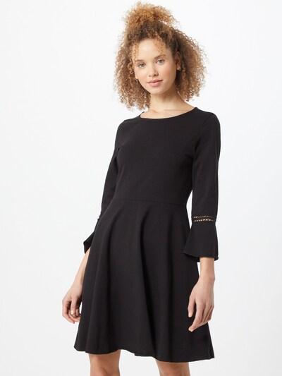 ABOUT YOU Vestido en negro, Vista del modelo