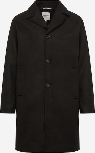 Wemoto Mantel 'SETH' in schwarz, Produktansicht