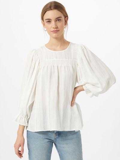 ONLY Блуза 'Marta' в бяло, Преглед на модела