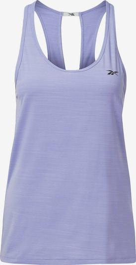 Sportiniai marškinėliai be rankovių 'TS AC ATHLETIC' iš REEBOK , spalva - šviesiai violetinė, Prekių apžvalga