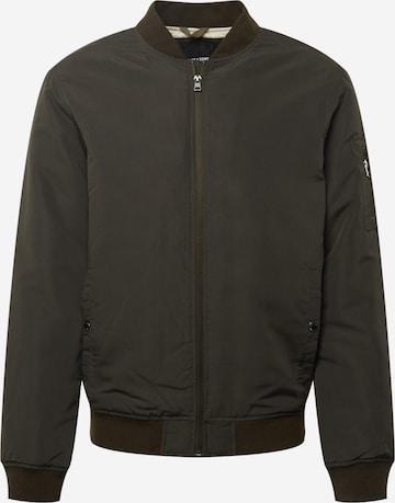 Only & Sons Between-season jacket 'Jack' in Green