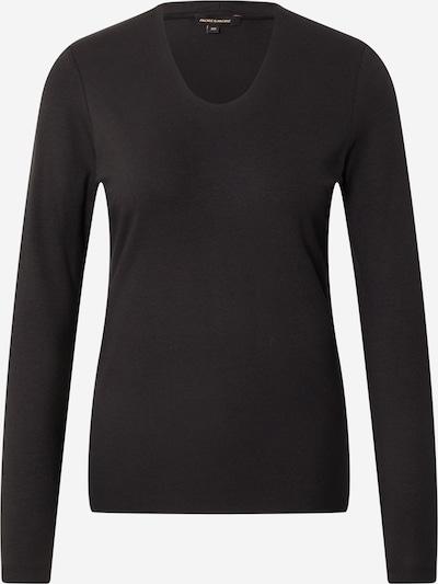 MORE & MORE Shirt in schwarz, Produktansicht