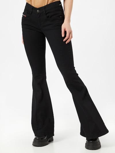 Jeans 'BLESSIK' DIESEL pe negru, Vizualizare model