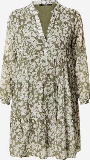 ZABAIONE Robe d'été 'Layla' en vert / blanc, Vue avec produit