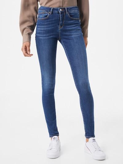 ESPRIT Jeansy w kolorze niebieski denimm, Podgląd na modelu(-ce)