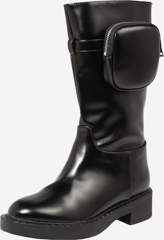 Public Desire Støvler 'EVOKE' i svart
