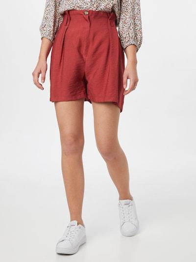 Trendyol Hosen in burgunder, Modelansicht