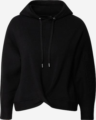 GUESS Sweat-shirt 'Mabel' en noir, Vue avec produit