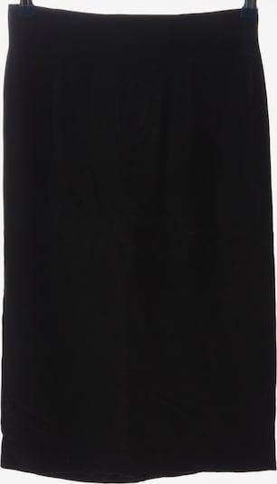 CERRUTI 1881 High Waist Rock in XS in schwarz, Produktansicht