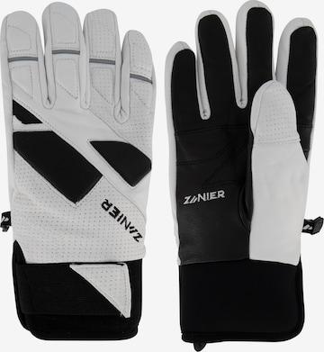 Zanier Handschuh 'SPEED PRO.TD' in Weiß