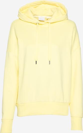 Rich & Royal Sweatshirt in hellgelb, Produktansicht